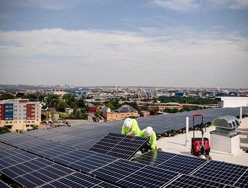 Solar Installation New